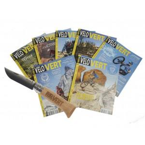 Abonnement 1 an à Vélo Vert Magazine